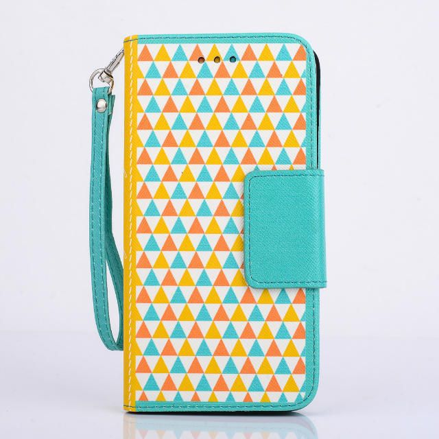 Triangle-Pattern-font-b-Luxury-b-font-font-b-Lanyard-b-font-Wallet-Leather-Case-For
