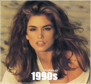 1990smakeup-nude