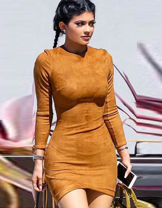 chamois-leather-women-clothing-sexy-club-party-dress-2015-women-autumn-winter-dresses-long-sleeve-dress