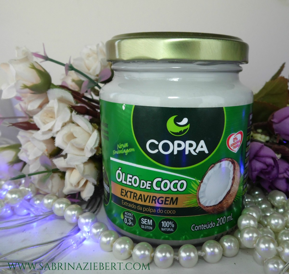 Resenha - Óleo de Coco Copra